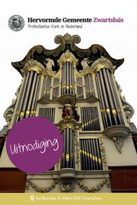 Ingebruikname orgel