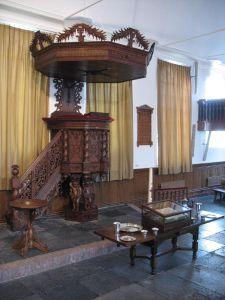 Hervormde kerk Zwartsluis - doop