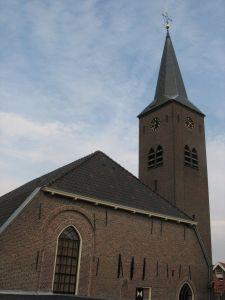 Toren Zwartsluis anno 1932