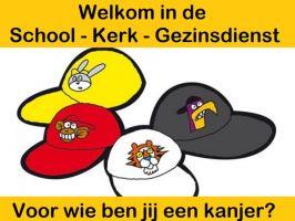 Schoolkerkgezinsdienst