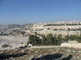 Reis naar Israël