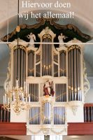 Status restauratie orgel