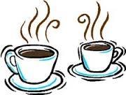 Gezamenlijk koffiedrinken 25 juni